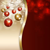 Holiday Xmas Magic Background Royalty Free Stock Photography