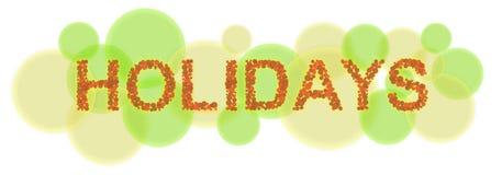 holidays libre illustration
