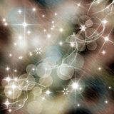Holidays Abstract blurred Background Stock Photography