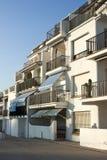 Holidays apartments in Roc de Sant Gaieta, Spain Stock Images