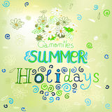 01 Holidays background Stock Images