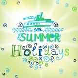 02 Holidays background Royalty Free Stock Image