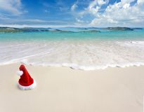 Holidays at beach Royalty Free Stock Images