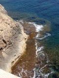 Holidays. Calas de Mallorca sea wiew royalty free stock photography