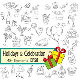 Holidays and Celebration Royalty Free Stock Photography