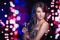 Holidays, christmas, people celebration concept Royalty Free Stock Image