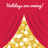 Holidays are coming Stock Photo