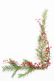 Holidays decoration elements Royalty Free Stock Photography