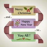 Holidays Greeting Background Illustration Royalty Free Stock Photos