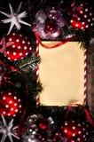 Holidays greeting Royalty Free Stock Photography