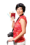 Holidays, here I come! Royalty Free Stock Photos