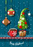 Holidays Motive, Christmas Decorations Stock Photos