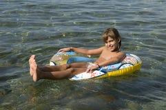 Holidays at the seaside Royalty Free Stock Photo