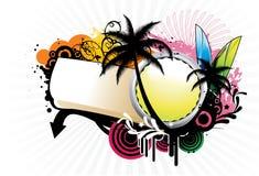Holidays summer vector vector illustration