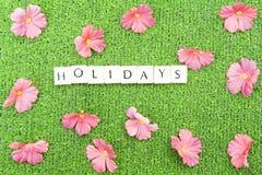 Holidays Stock Photo