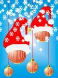 Holidey de Navidad stock de ilustración