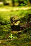 Holiness verde fotografia stock
