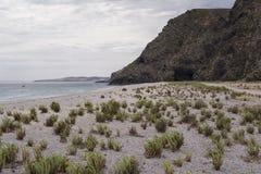 Holingang bij Snelle Baai, Zuid-Australië Stock Foto