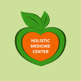 Holistic medical center Stock Images