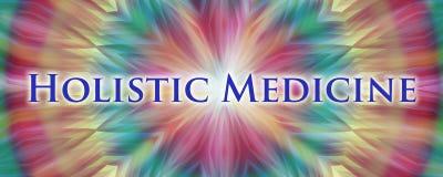 holistic medicin Royaltyfria Foton