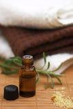 Holistic therapie Stock Foto