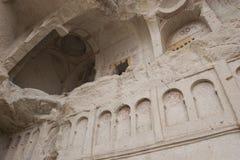 Holkerk in Cappadocia, Turkije Stock Foto's