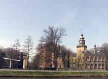 holländare för 11 slott Arkivbild