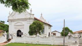 Holländare omdanad kyrka - Galle - Sri Lanka arkivbild