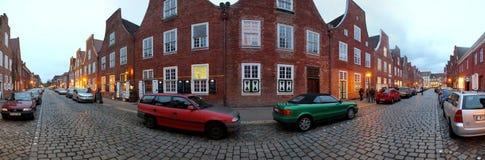 Holländer blockieren in Potsdam, Deutschland Stockfotografie