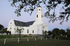 Holländer verbesserte Kirche in Südafrika Stockbild