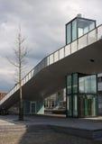 Holländische Architektur stockfotos