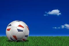 Holländische Fußballkugel vektor abbildung