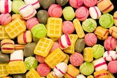 Holländische Süßigkeit Stockfoto