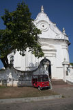 Holländische verbesserte Kirche, Galle lizenzfreie stockfotografie