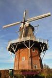 Holländische Windmühle Lizenzfreie Stockfotografie