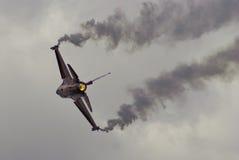 Holländischer F-16 Stockfoto