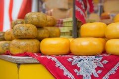 Holländischer Käse stockbild