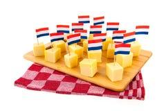 Holländischer Käse Stockfotos