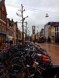 Holländischer Markt Lizenzfreies Stockbild