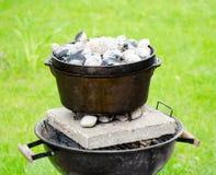Holländischer Ofen Lizenzfreie Stockfotos