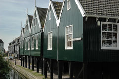 Holländisches Haus Stockbilder