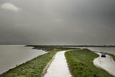 Holländisches Wetter Stockfotos