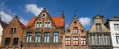 Holländsk by Arkivfoton