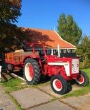 Holländsk bygd i norr Holland royaltyfri fotografi