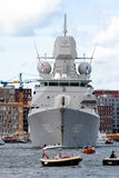 holländsk frigatemarin Royaltyfri Bild