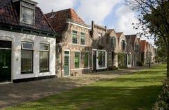 holländsk gata Royaltyfria Bilder