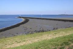holländsk holland landskapsommar zeeland Royaltyfri Fotografi