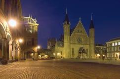 holländsk husparlament fotografering för bildbyråer