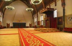 holländsk lokalbiskopsstol Royaltyfri Fotografi