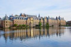 Holländsk parlament, Den Haag, Nederländerna Fotografering för Bildbyråer